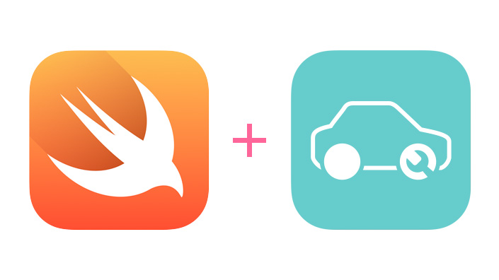 Swift + My Garage Tracker